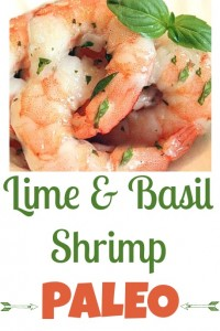 paleo shrimp recipe with coconut milk