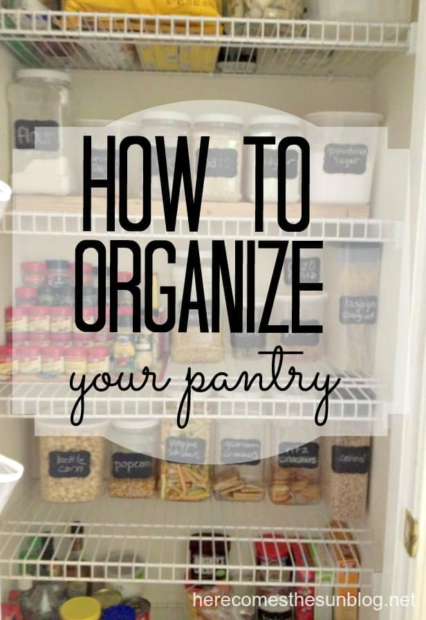 How-to-Organize-your-pantry