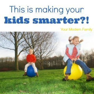 Want smarter kids? Check out what you are already doing that is helping!