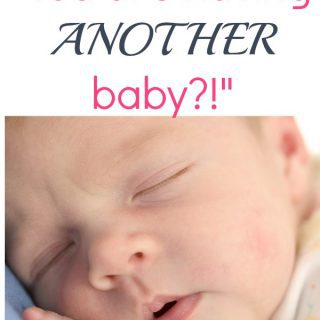 You are having another baby?   Defending large families…