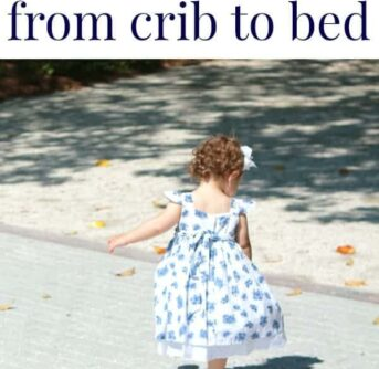 crib to bed