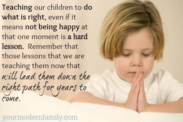 lessons from a 3 year old