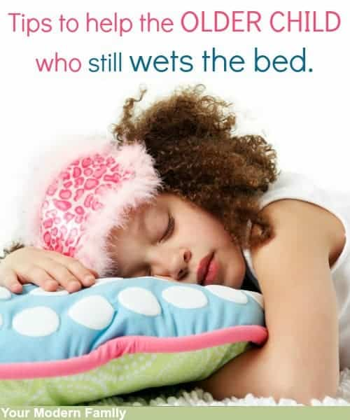 How To Get Your Kid To Stop Wetting The Bed