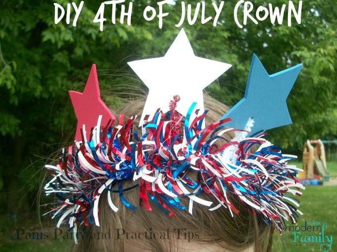 4th of july crown