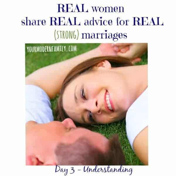 REAL women share REAL advice for REAL (strong) marriages