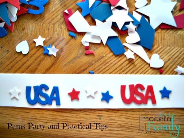 USA crown