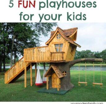 5 fun playhouses
