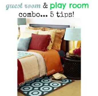 guest room play room