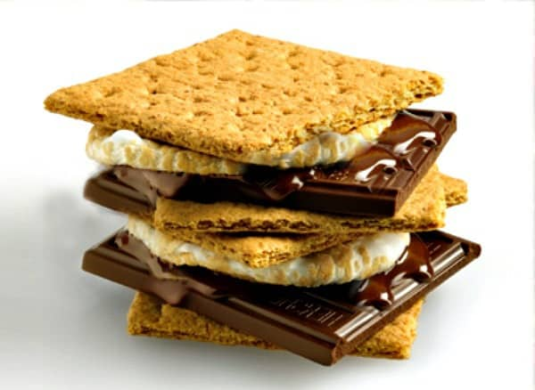 s'mores chocolate
