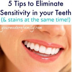 5 tips to eliminate sensitivity in teeth
