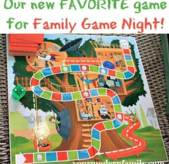 A close up of a board game with text above it.