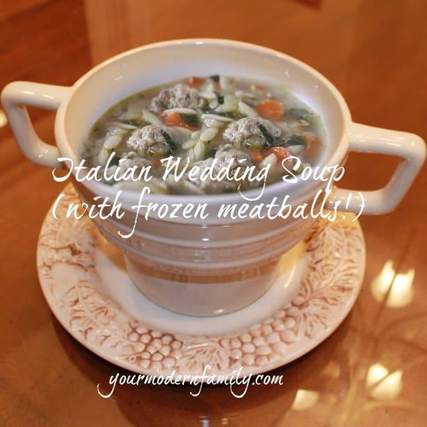 wedding soup