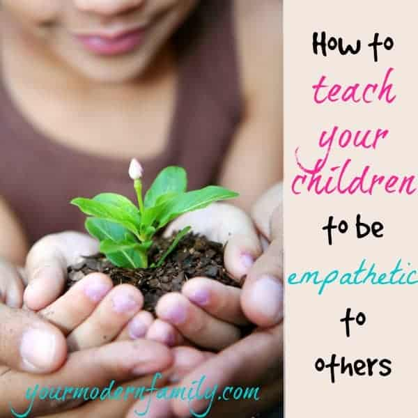 teach kids to be empathic