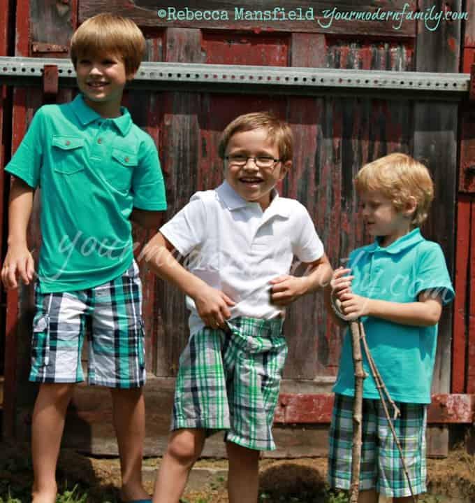 the boys - yourmodernfamily.com