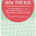 how to grow your blog (30+ bloggers share!)