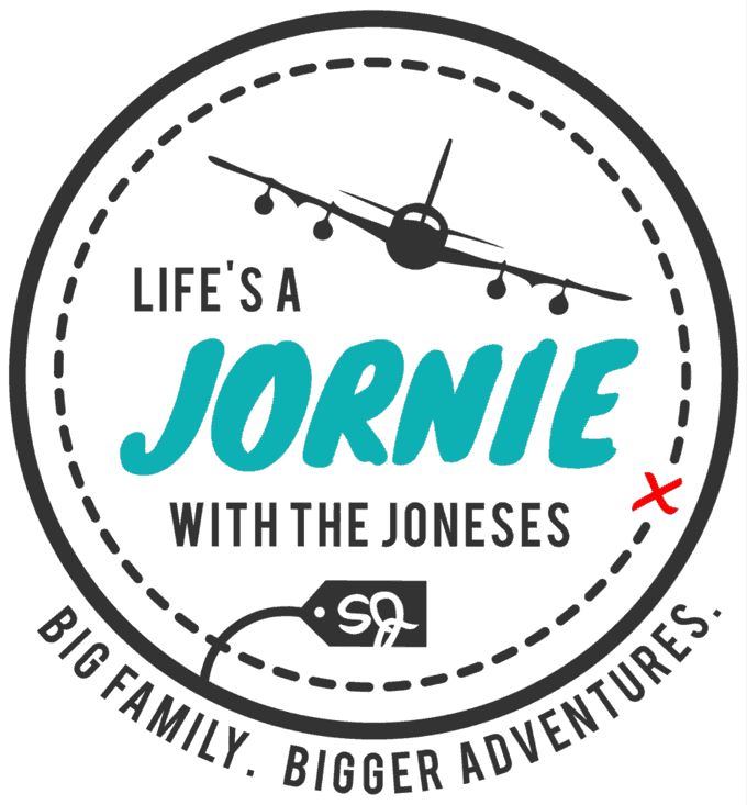 Jornie - Big family. Bigger adventures.
