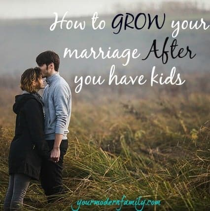 grow your marriage Your Modern FAmily
