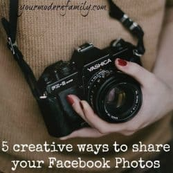 share your FB photos