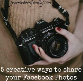 share your FB photos