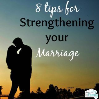 Tips for a stronger marriage