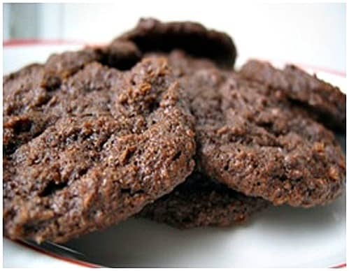 Chocolate Spice Cookie