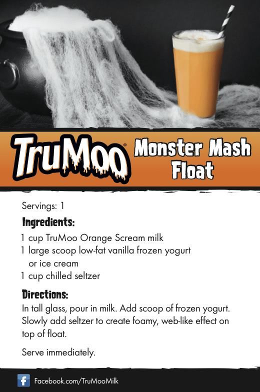 monster mash float