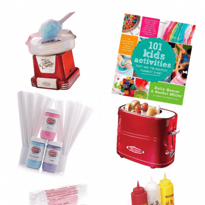 Fall Giveaway!  Win a Cotton Candy Maker, a Hot dog Machine and more!