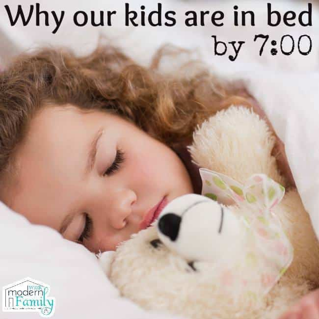 link to why our kids are in bed at 7pm