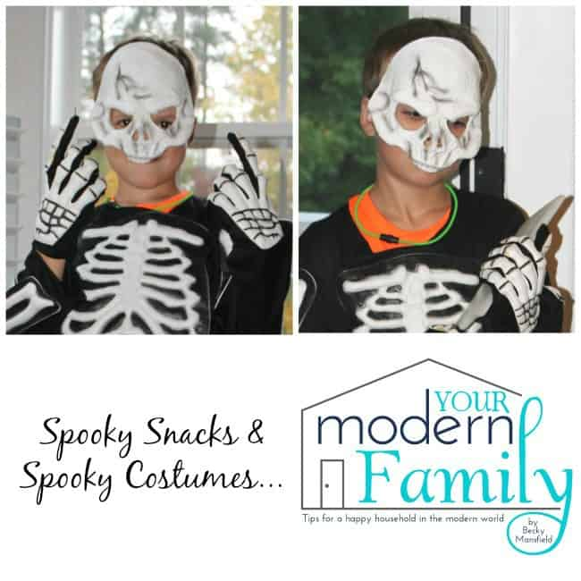 spooky costumes