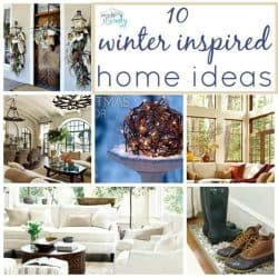winter ideas for the home