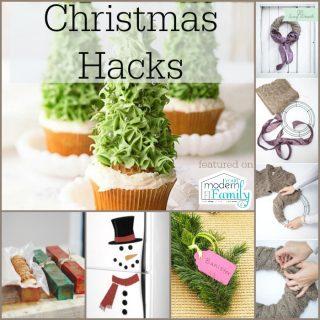 Christmas Hacks (making life easier)