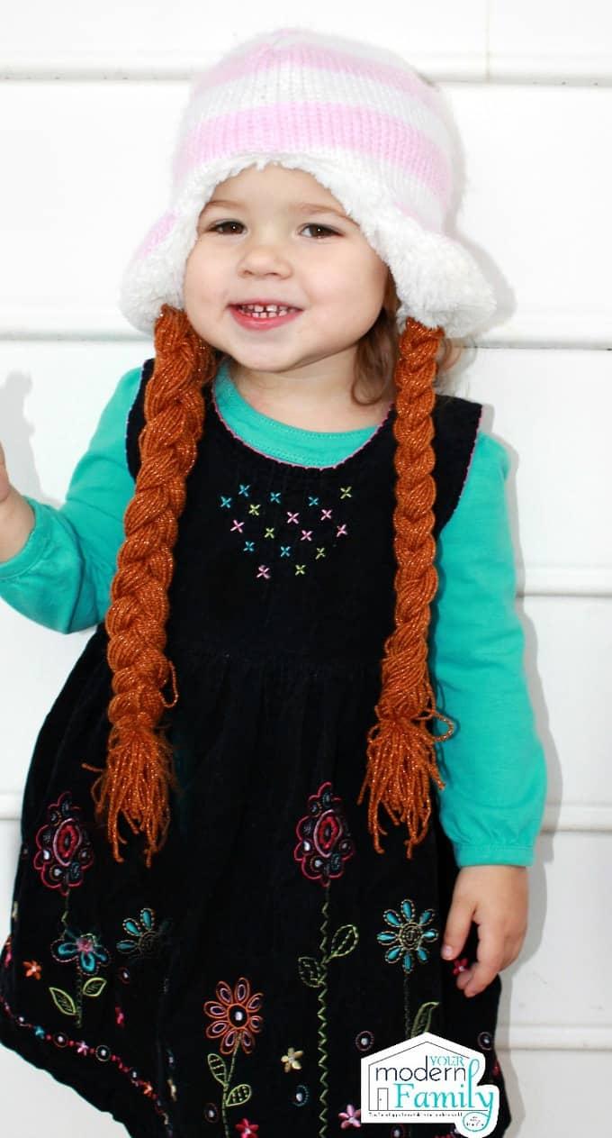 DIY anna hat