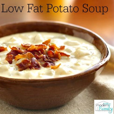 Low Fat Potatoe Soup 39