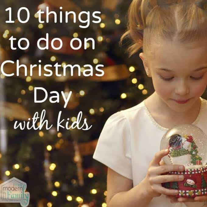 10 things you need to do on Christmas Day