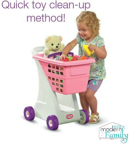 cleaning toys hack