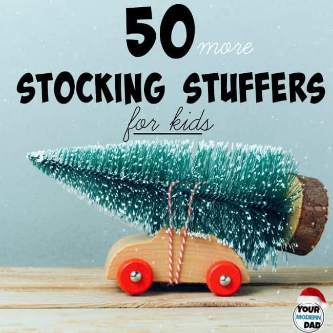 50 stocking stuffers for kids