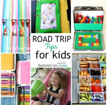 ROAD TRIP TIPS FOR KIDS