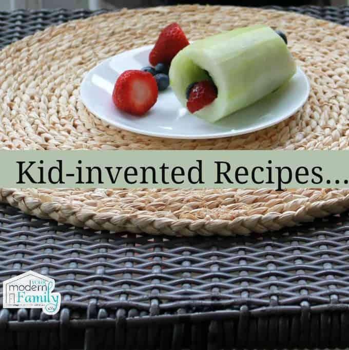 kid invented recipe