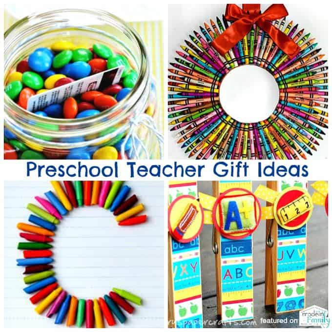 preschool teacher gifts
