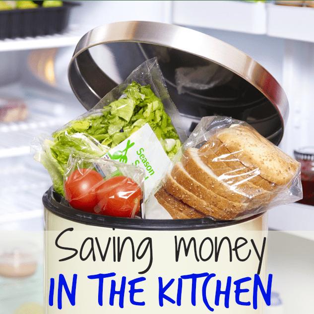 saving money in the kitchen