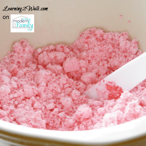 My Fizzy Valentine- preschool sensory activities -bowl content with watermark