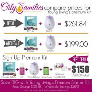 Healthy starts for 2015 (& a great deal!)  Young Living Oils