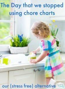 alternative to chore charts