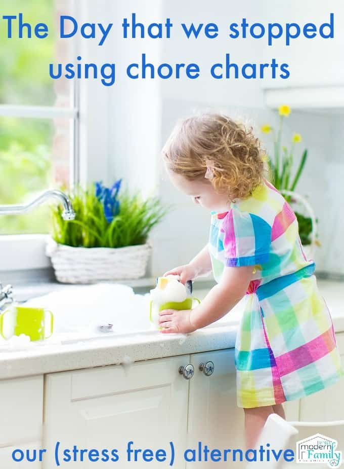 alternative to chore charts