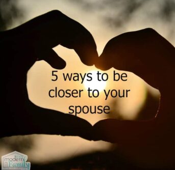 closer to spouse