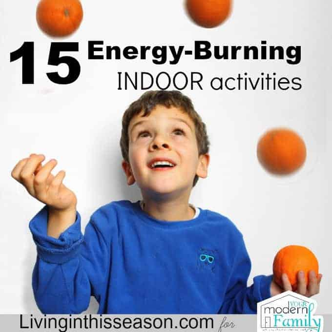 energy burning activities