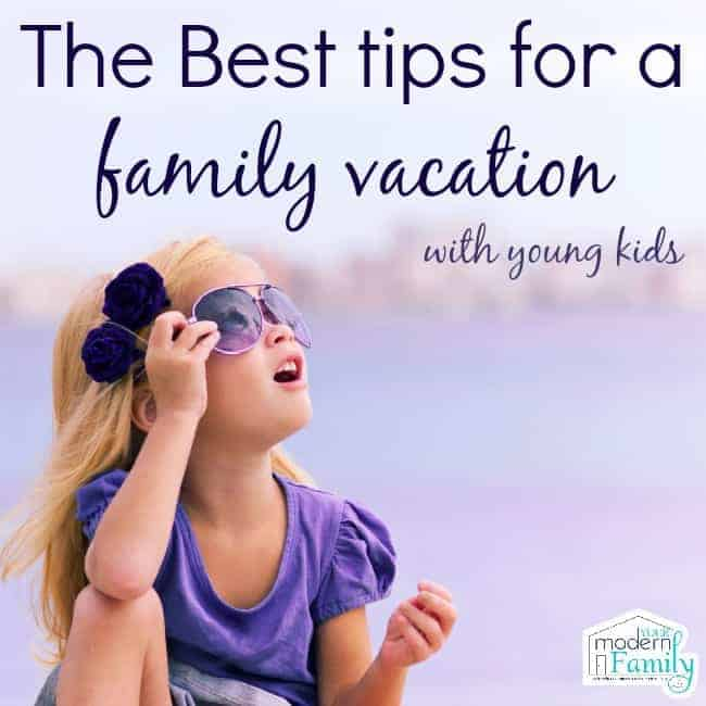family vacation tips