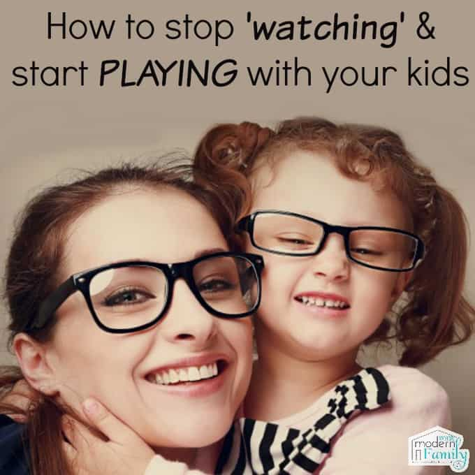 stop watching, start playing