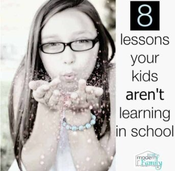 8 lessons your kids aren't learning in school