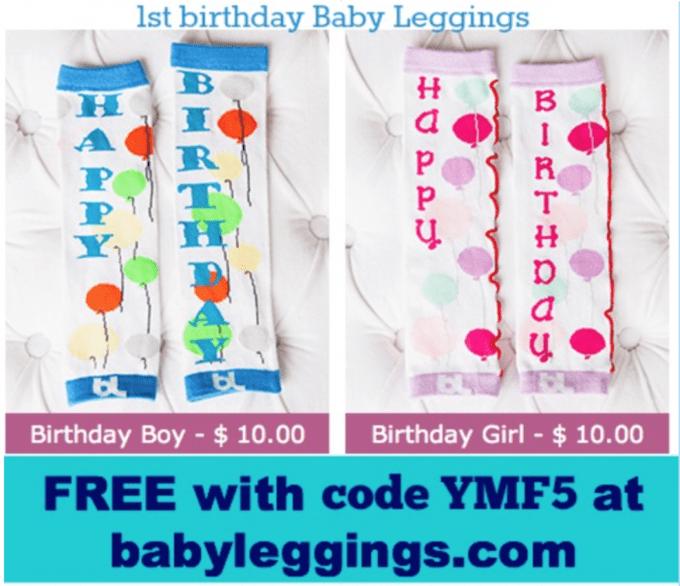 free baby leggings